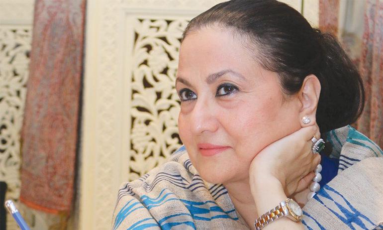 BUNTO KAZMI - fashion designers in pakistan