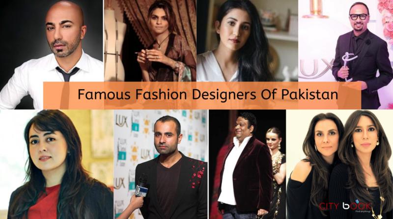 fashion designer in pakistan