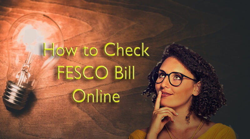 fesco bill online check