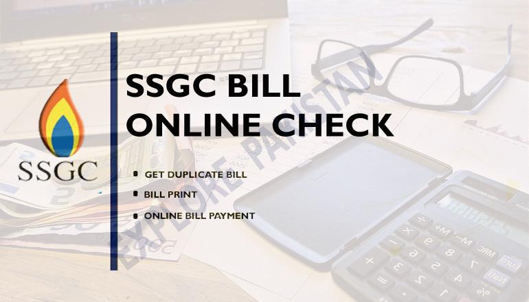 ssgc bill