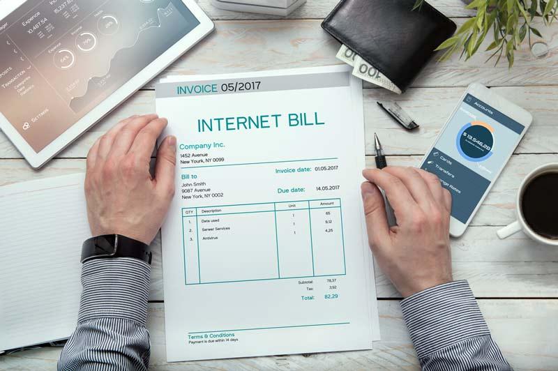 PTCL Online Bill
