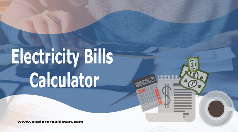 bill calculator