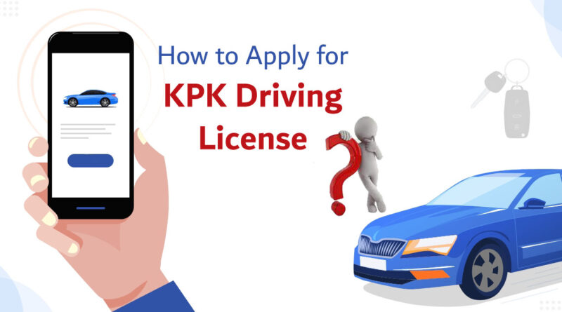 kpk driving license